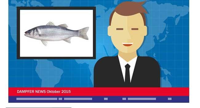 Dampfer News Oktober 2015 – Es hat sich viel getan diesen Monat