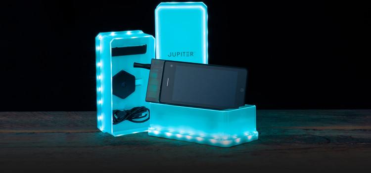 Vaporcade Jupiter – Was hat ein Smartphone mit einer E-Zigaretten gemeinsam?