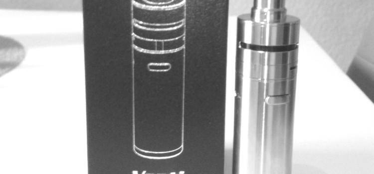 Die Wismec Venti im Test – Das Dampfmonster