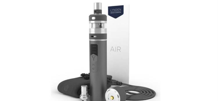 Lynden Air im Test – High-end E-Zigarette der Extraklassen